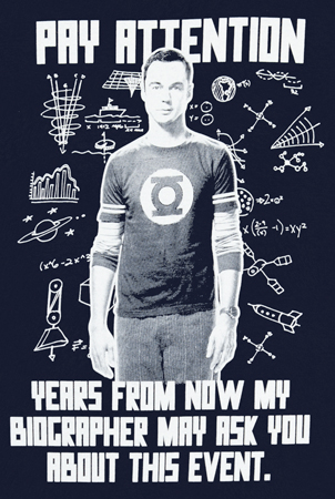 BBT Sheldon Shirt Design