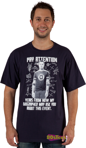 BBT Sheldon T-Shirt