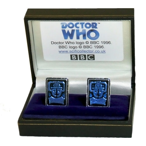 Cyberman Cufflinks