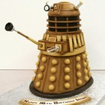This Dalek Cake Could be Mistaken for a Real Dalek [pic]