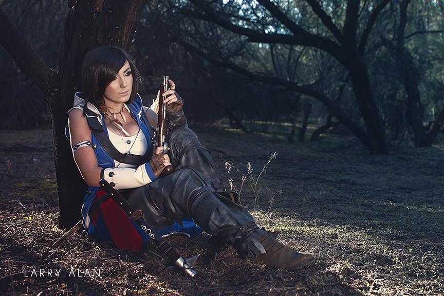 Female Conner Kenway Cosplay