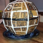 Yummy Gingerbread Death Star [pic]