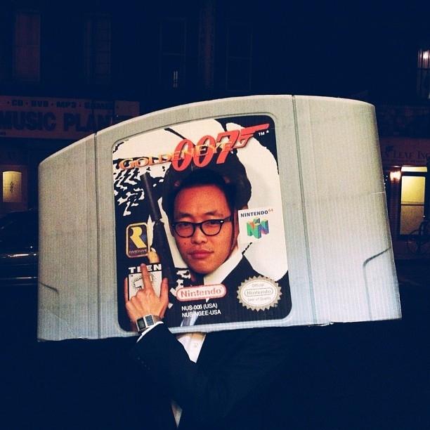GoldenEye Nintendo 64 Costume