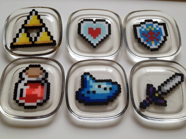 Legend of Zelda DrinkCoasters