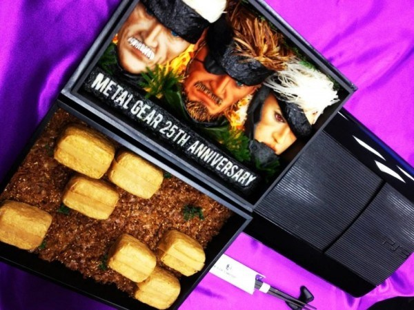 Metal Gear Bento Box