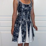 This Star Wars Full Skirt Dress is Great in Any Galaxy [pic]