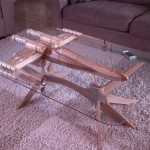 Star Wars X-Wing Coffee Table [pic]