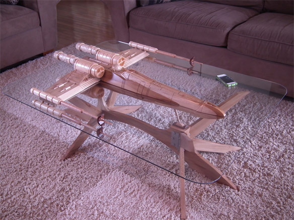 Star Wars X-Wing Table