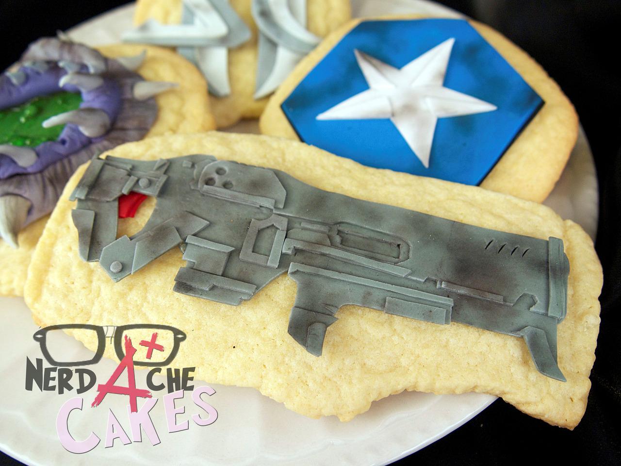 StarCraft 2 Cookies