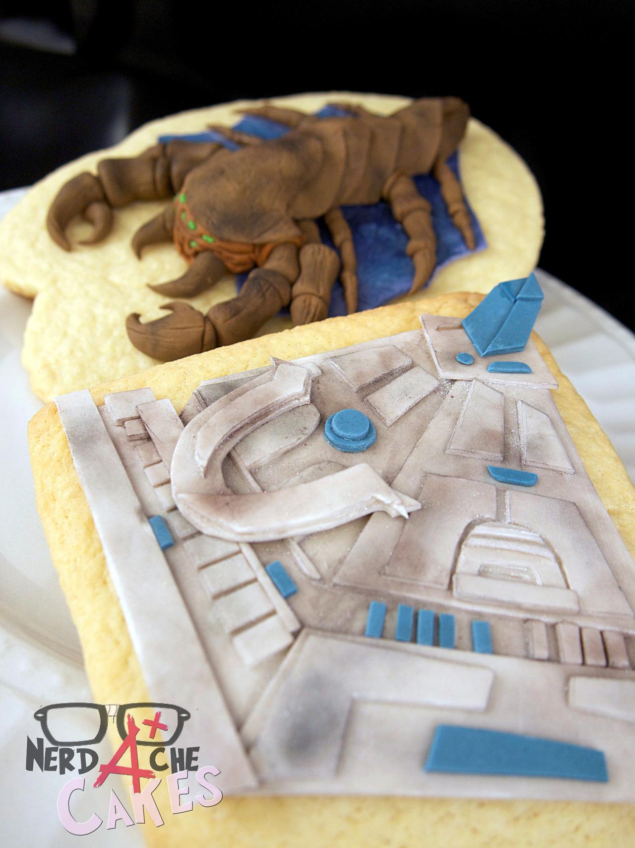 StarCraft Cookies
