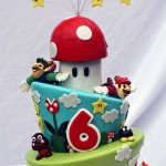 This is an Awesome Super Mario Bros Birthday Cake [pic]
