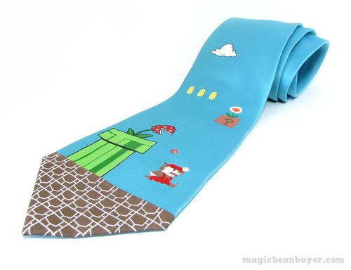 Super Mario Bros Tie