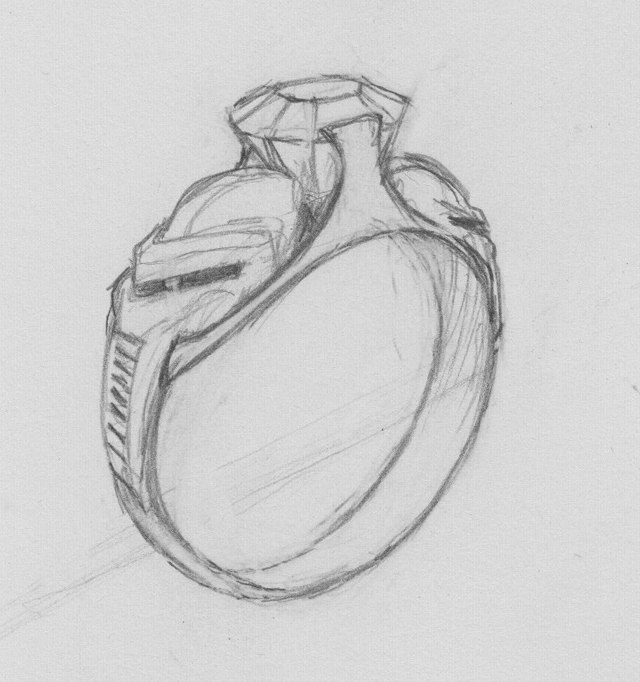 Cylon Ring Design