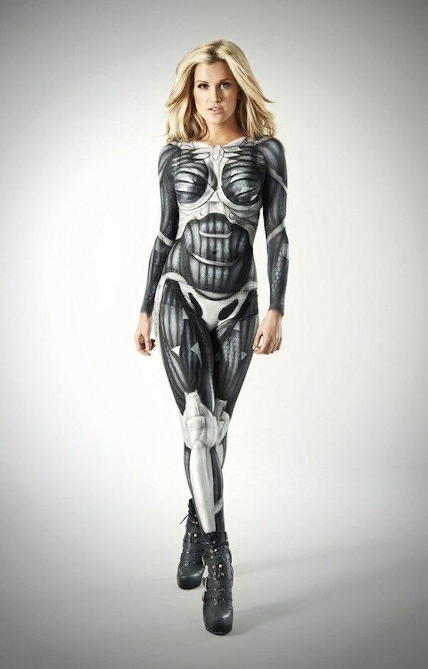 Crysis 3 Nanosuit Body Paint