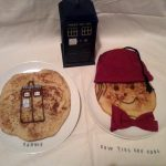 Doctor Who Pancakes are Cool [pic]