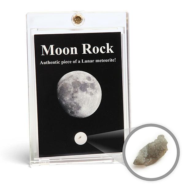 Authentic Moon Rock