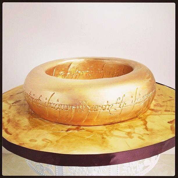 One Ring Cake