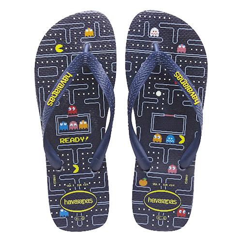 Havaianas Pac-Man Thongs