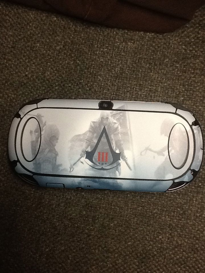 Decal Girl ACIII Skin for the Vita