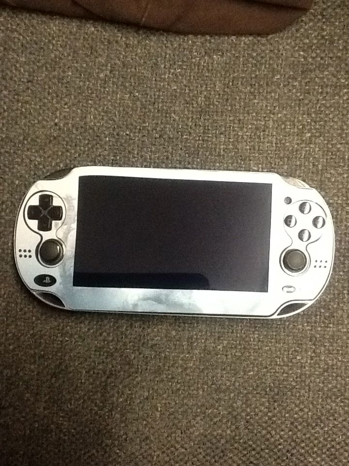 AC3 Collage Skin on the Vita