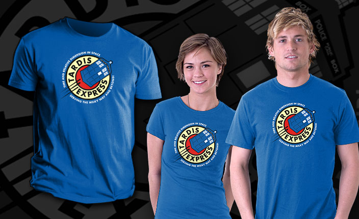 TARDIS Express Shirt