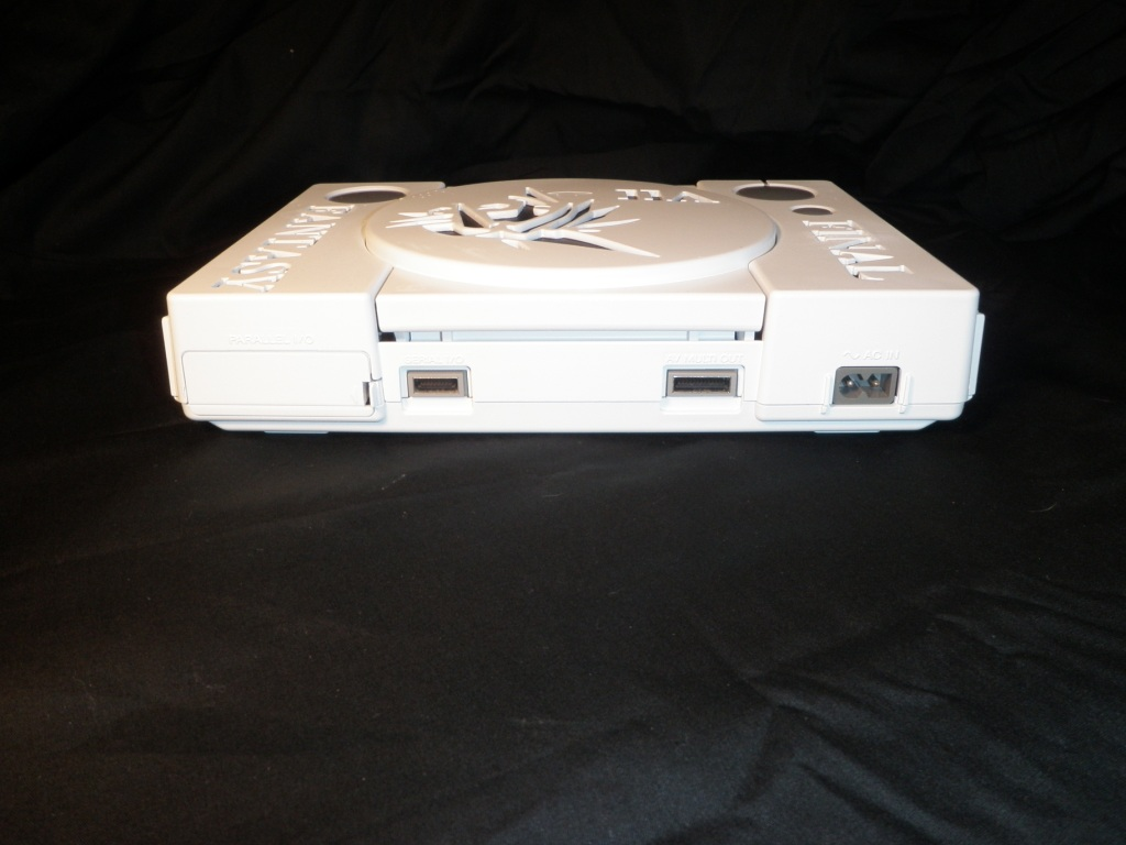 Final Fantasy Playstation Console Mod