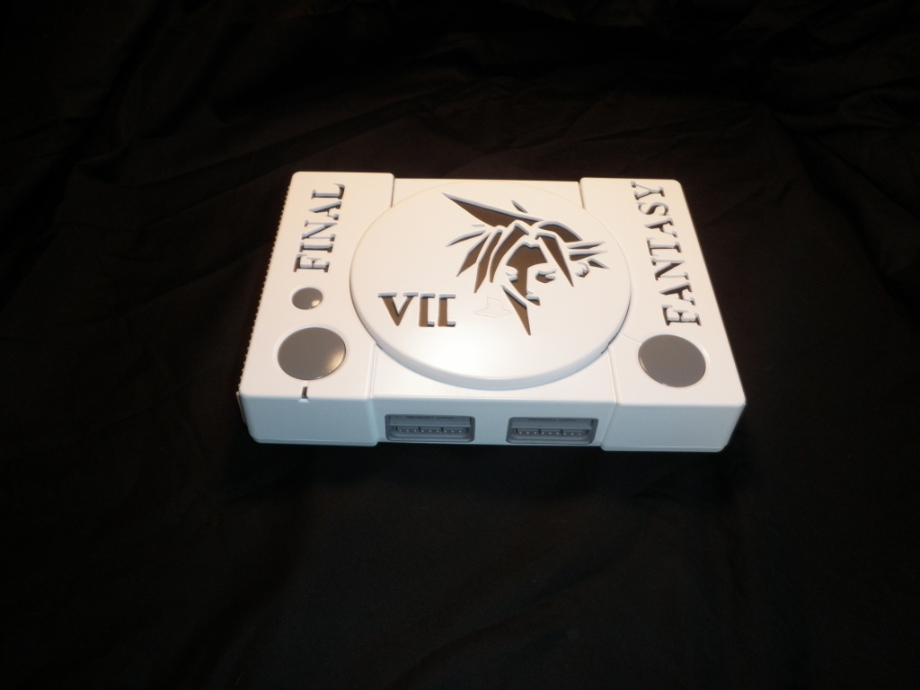 Custom Final Fantasy VII Playstation Mod