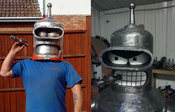 Bender Stove Head