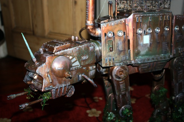 Steampunk AT-AT