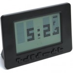 Animated Tetris Alarm Clock [pic]