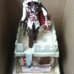 Amazing Assassin&#8217;s Creed Birthday Cake [pic]