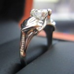 This Battlestar Galactica Cylon Engagement Ring is Fraking Amazing!