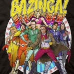 If The Big Bang Theory Characters Were Superheroes [pic]