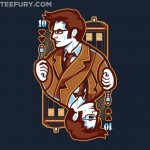 Doctor Who 10th of Hearts T-Shirt $10 TODAY ONLY! [pic]