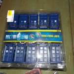 Doctor Who TARDIS Christmas Lights [pics]