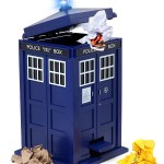 Doctor Who TARDIS Trash Can On Sale for $74.99 [pic]