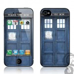 TARDIS iPhone 4 & 4S Case [pic]