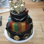 This Doctor Who Wedding Cake is Amazing [pic]