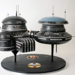 Eve Online's Gallente Space Station Makes for an Amazing Cake! [pic]