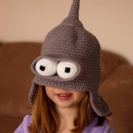 Futurama Bender hat is awesome [pic]