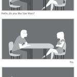 When geeks try speed dating [pic]
