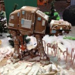 Gingerbread Star Wars AT-AT [pic]