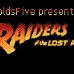 Indiana Jones Raiders of the Lost Ark as a 16-Bit Animated .GIF [pic]