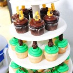 LEGO Star Wars Cupcake Tower [pics]