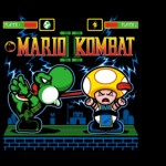Gaming T-Shirt Sale Today Only: Mario Kombat II vs Vintage Link [pic]