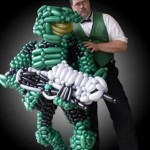 Epic balloon animal Master Chief [pic]
