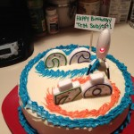 Portal Birthday Cake [pic]