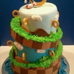 Amazing Sonic the Hedgehog Cake [pic]