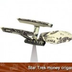 Star Trek Money Origami [pic]