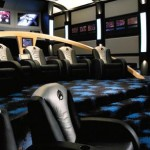 This Star Trek Home Theater Will Blow Your Mind! [pics]